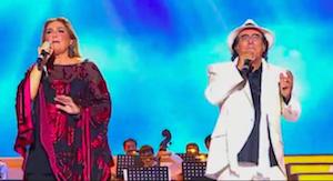 Al Bano & Romina in concerto a Mosca